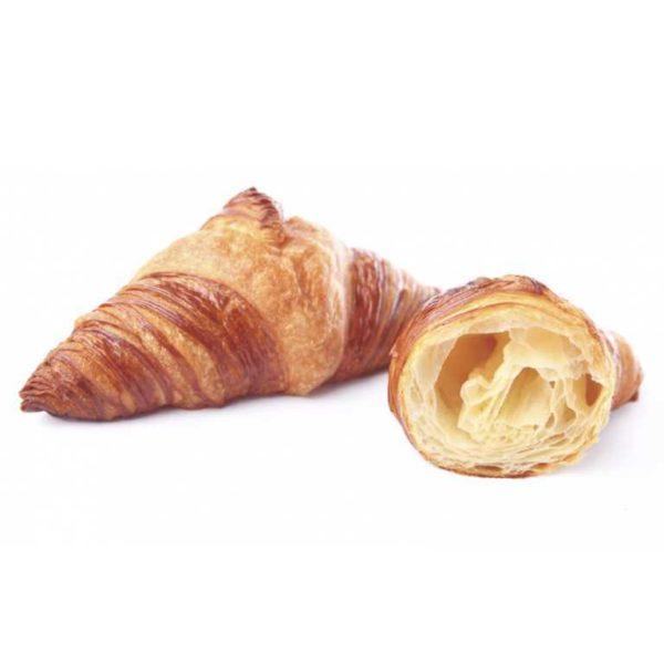 Il classico croissant con tanto soffice burro e una sfoglia dorata e croccante per cominciare la giornata con il gusto giusto.