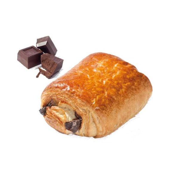 Il classico saccottino con impasto al burro e ripieno di cioccolato.