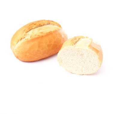Panino leggero con farina di grano tenero.
