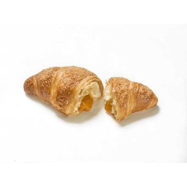 Croissant prodotto con lievito madre