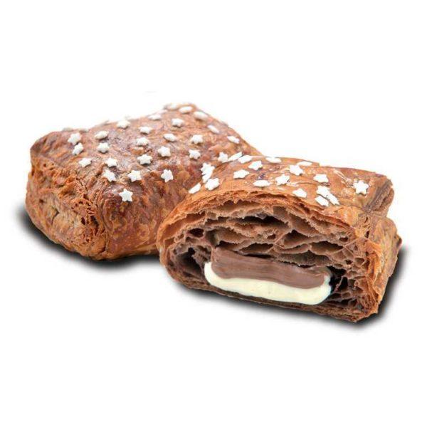 Sfoglia di delizioso cioccolato