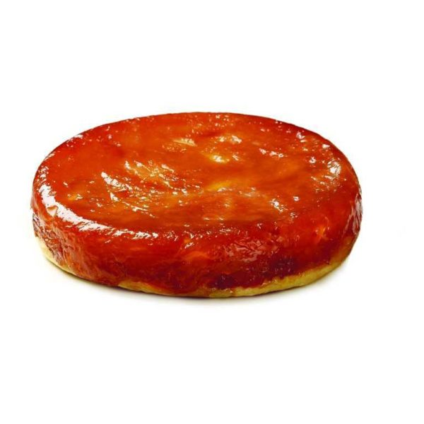 Torta di mele capovolta tipica della Francia