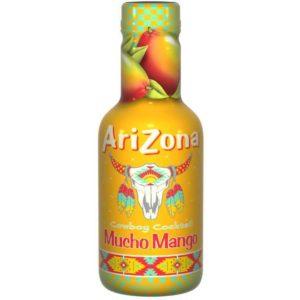 Bevanda alla frutta al gusto Mango.