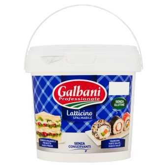 Formaggio cremoso e spalmabile ottimo per ricette calde e fredde. Senza Glutine e Senza Uova.