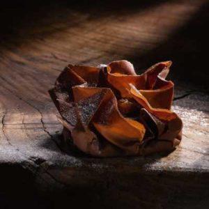 Pasta fillo al cacao