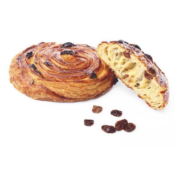 La tradizionale girella francese in una delicata sfoglia burro e margarina. Per gli amanti dei sapori rustici e semplici.