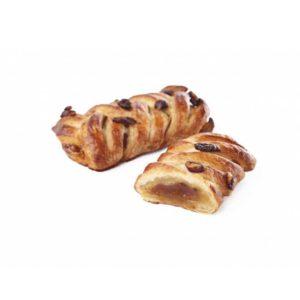 Croccante e dolcissima treccia con sapori canadesi con le caratteristiche noci di Pécan.