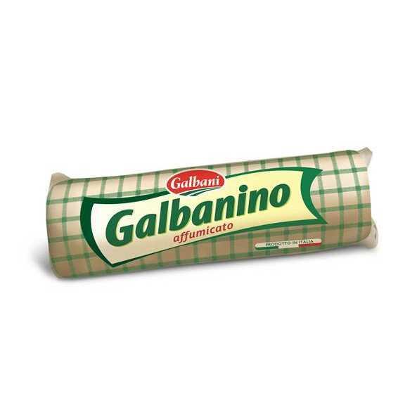 Formaggio Galbanino in versione affumicata. N.B. prodotto a peso variabile