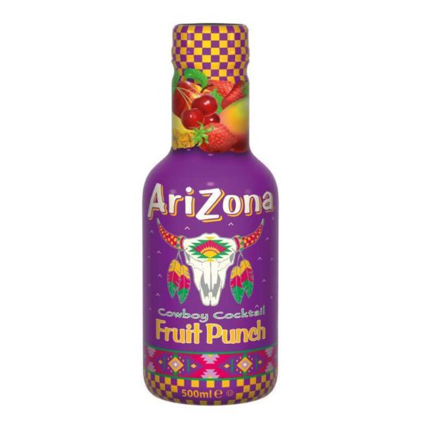 Succo di succhi di frutta misti: il nuovo punch.