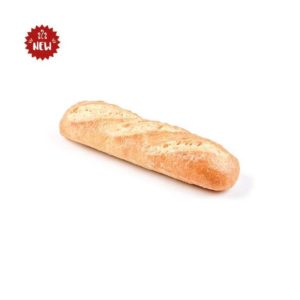 Pane in formato baguette