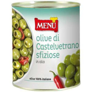 Le Olive di Castelvetrano