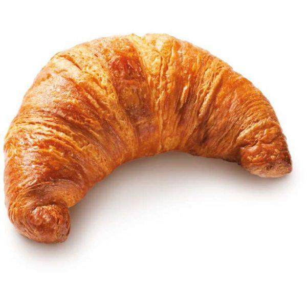 Croissant vuoto curvo.