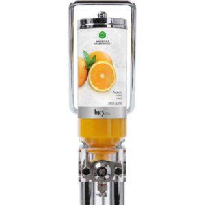 Refill per la farcitura di croissant alla confettura d'arancia con il 50% di frutta. Senza glutine e senza lattosio