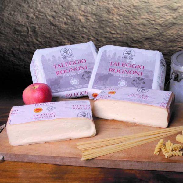 Formaggio a pasta morbida originario delle valli Bergamasche