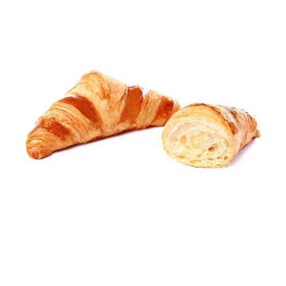 Croissant con impasto al burro (27%)