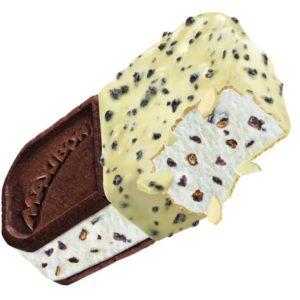 Il nuovo Maxibon con copertura di cioccolato bianco e cereali