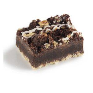 Un abbinamento di ingredienti che si combinano alla perfezione: vero cioccolato