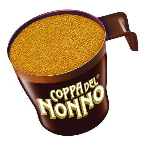 La storica coppa del Nonno dal 1955. Classica coppa gelato al caffè. Senza glutine.