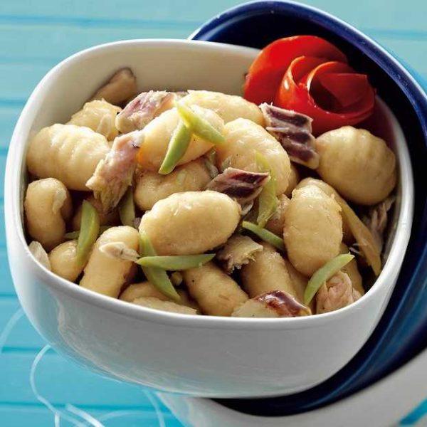 I classici gnocchi di patate.