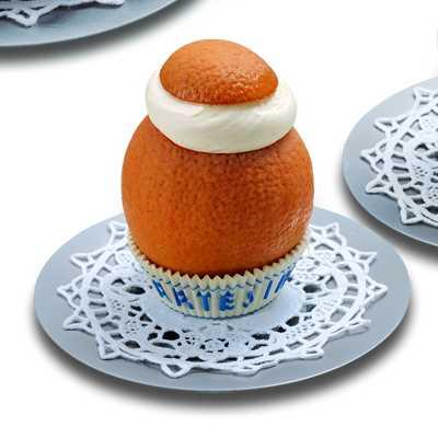 Mantecato al mandarino