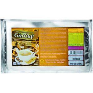 Preparato liofilizzato per bevanda al gusto di ginseng aromatizzato alla vaniglia. Necessita di erogatore/macchinetta.