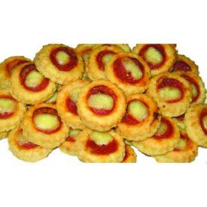 Pizzette farcite con pomodoro