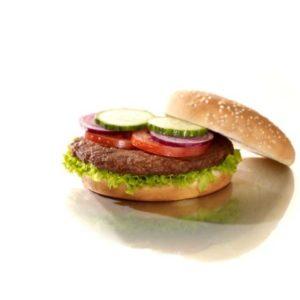 Hamburger di manzo