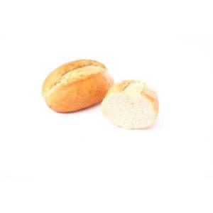 Leggero e delicato mini panino di grano tenero ideale per tutti i tipi di palati. Gusto leggero e neutro.