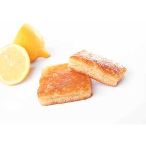 Un dolce tortino al profumo di limone