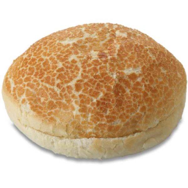 Panino hamburger con motivo tigre