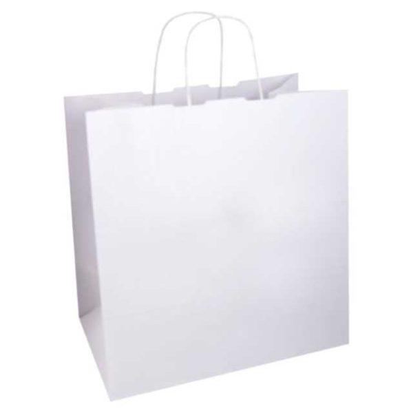 Kit di sacchetti in carta con kit per il take away della colazione.
