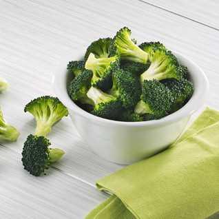 Broccoli surgelati in IQF