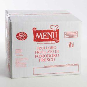 Polpa di pomodoro extrafine realizzata con pomodori freschi lavorati in stagione e accuratamente selezionati. Grazie alla sua struttura vellutata