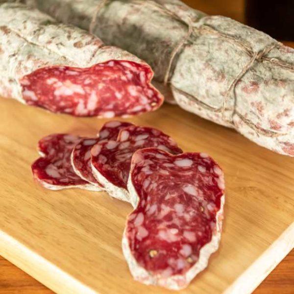 Pasta di salame fresca di suino. N.B. Prodotto a Peso Variabile
