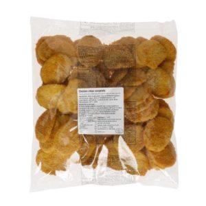 Lechicken chips di filetti di pollo