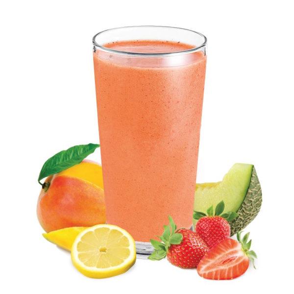 Busta di frutta per Smoothies con Melone