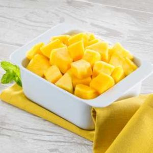 Mango a cubetti